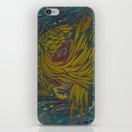 final fall of the phoenix v02 iPhone Skin