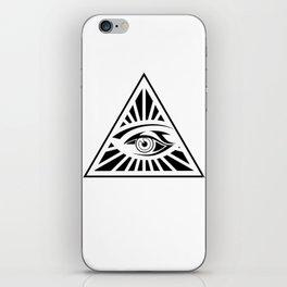 Eye 5 iPhone Skin