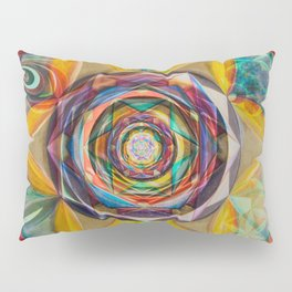 Micro-Macrocosm Pillow Sham