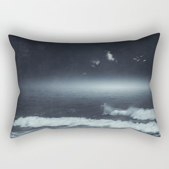 Horizon Glow Rectangular Pillow