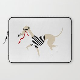 Whippet Thief Laptop Sleeve