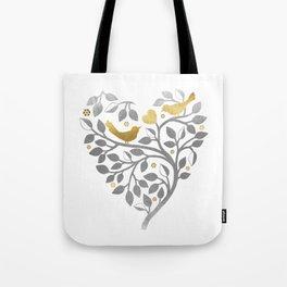 Love Branch Tote Bag