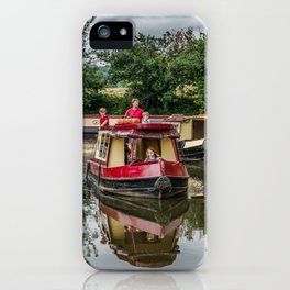 A Day Cruising iPhone Case
