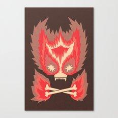 Soultaker Canvas Print