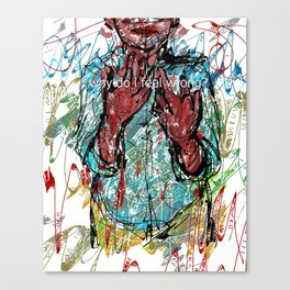 Why Do I Feel Wrong? Canvas Print