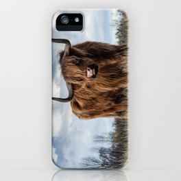 Highlander 2 iPhone Case