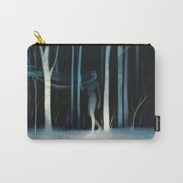sleeted Carry-All Pouch