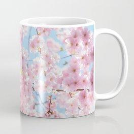 Pink Cherry Blossom Tree Coffee Mug