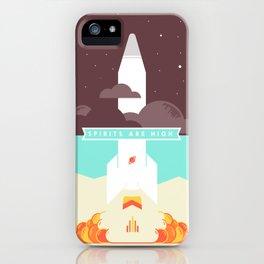 High Spirits iPhone Case