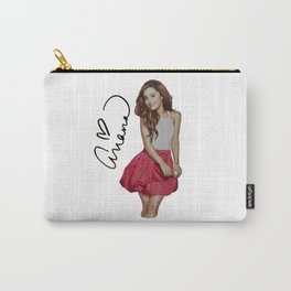 Ariana Grandee Carry-All Pouch