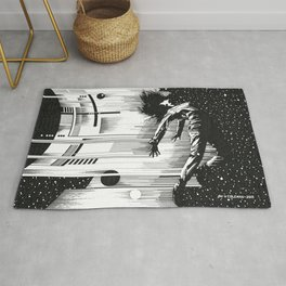 Just Give Me Some Space - Rug
