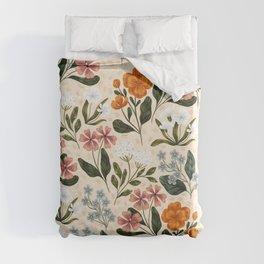 Wild Flowers ~ vol2. Duvet Cover