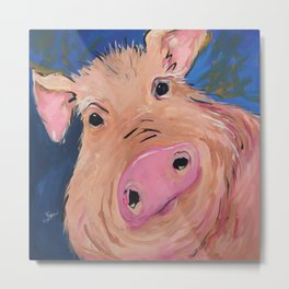 You're Such a Ham Metal Print
