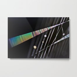 Spiderlight Metal Print