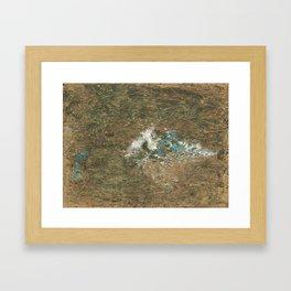 Tarnished Framed Art Print