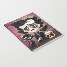 Edgar Poet Notebook