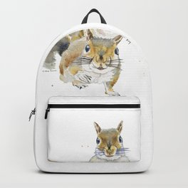 Two Squirrels Backpack