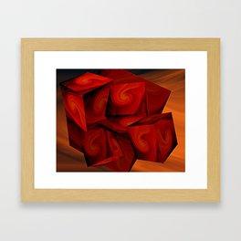 Cubist Framed Art Print