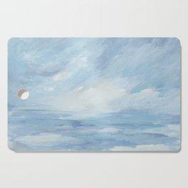 Winter Days - Winter Seascape Cutting Board