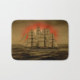 Set Sail - 001 Bath Mat