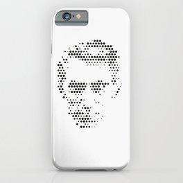 CLAUDE SHANNON | Legends of computing iPhone Case