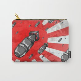 Atom Bomb Fat Boy Carry-All Pouch