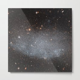 Galaxy UGC 8201 Metal Print
