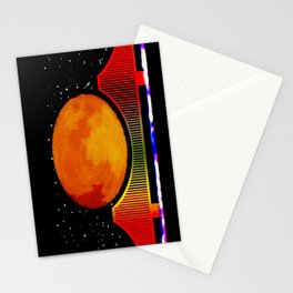 Night on the City - 006 Stationery Cards