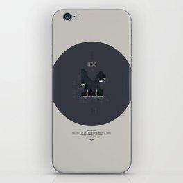 Dry Bones iPhone Skin