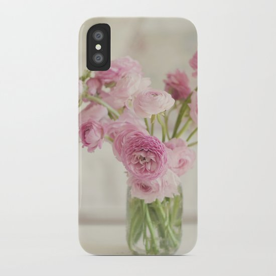 A Pastel Winter iPhone Case