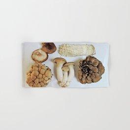 Mushrooms Hand & Bath Towel