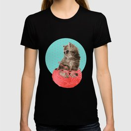 Messy Lil Cat T-shirt