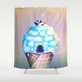Igloo Flavour Shower Curtain
