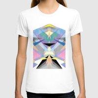 origami T-shirts featuring Origami by Marta Olga Klara