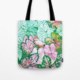 Rain + Nature Tote Bag