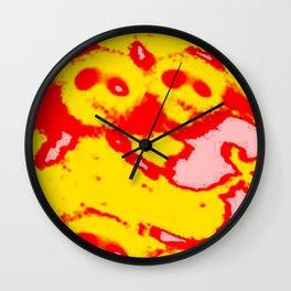 Monk Chain Wall Clock