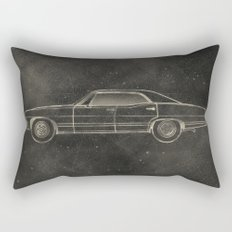 Supernatural: Impala Rectangular Pillow
