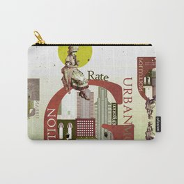 Live in the city 9 Carry-All Pouch