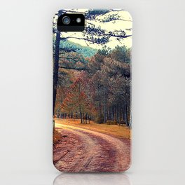 in the wood iPhone Case