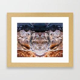 Fountain Head Framed Art Print