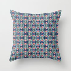 Mixed Signals Throw Pillow