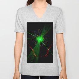 Light show 2 Unisex V-Neck