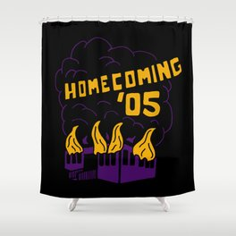 Homecoming '05 Shower Curtain