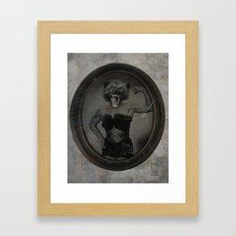 Elite Trait Gulo Gulo Framed Art Print