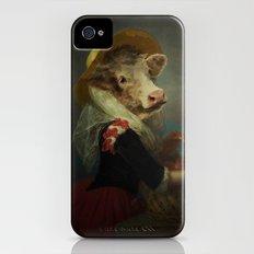 Cow #2 Slim Case iPhone (4, 4s)