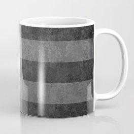 Grey Stripes Coffee Mug