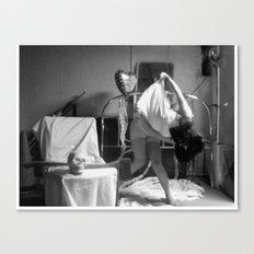 insomnia 00 Canvas Print