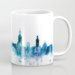 Stockholm Sweden Skyline Coffee Mug
