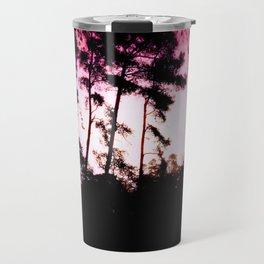 Blushing Trees Travel Mug