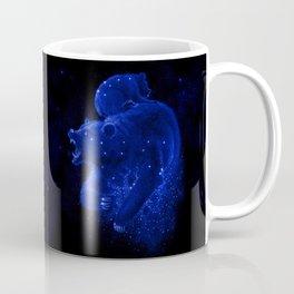 Blue Ursa Coffee Mug
